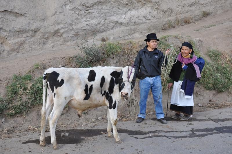 Otavalo marked2