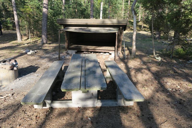 Shelter på Øland2