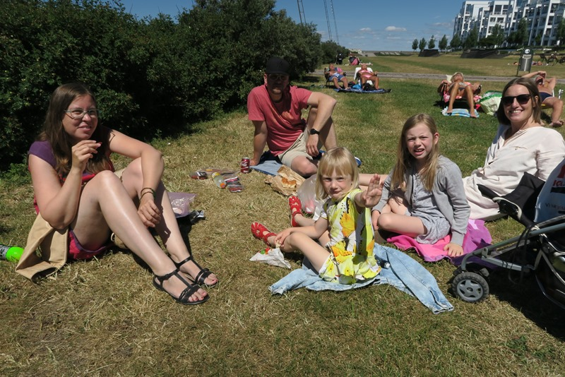 Familiehygge i Malmø