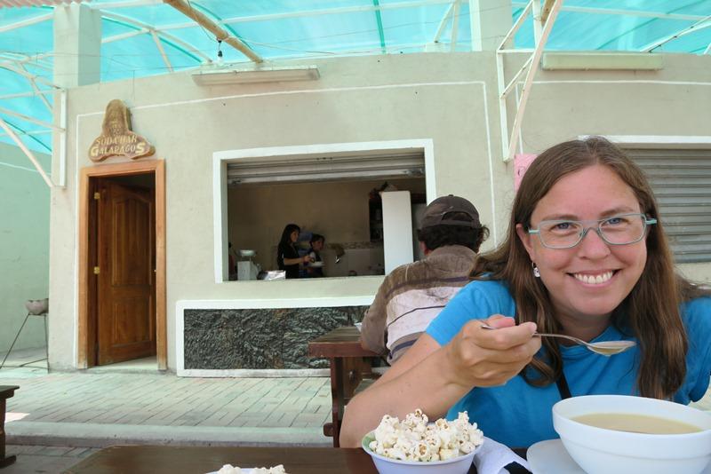 Yndlingsrestaurant på Isabela