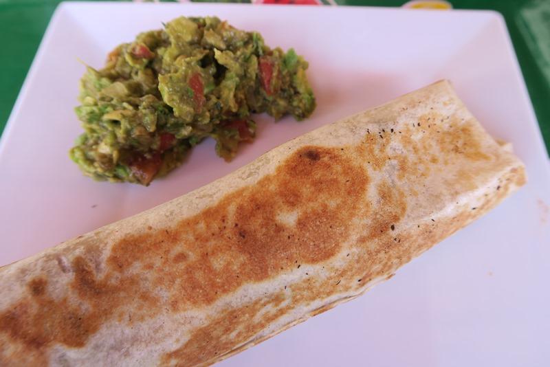 Burrito fra markedet