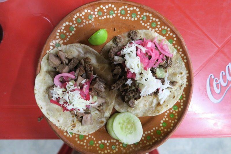 Tacos i Sonora, Mexico