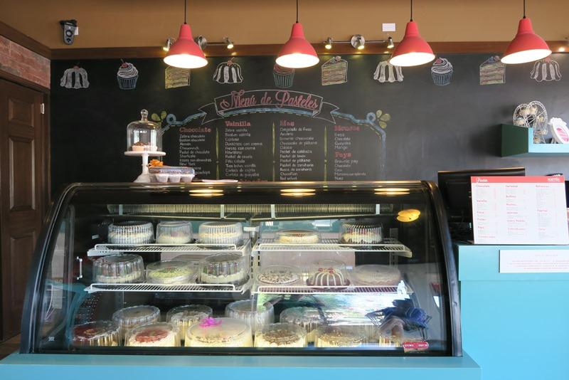 Sucrée – los pasteles de Luzma