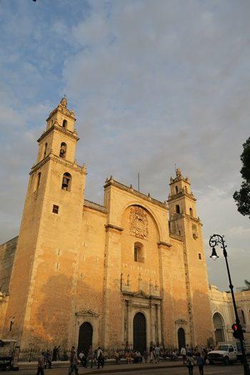 Katedralen i Merida, Mexico
