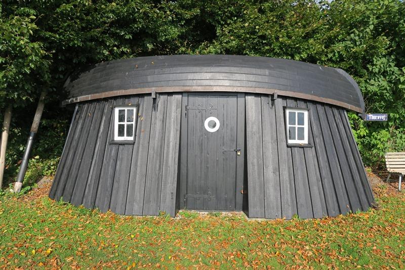 Fint skipperhus på Thurø
