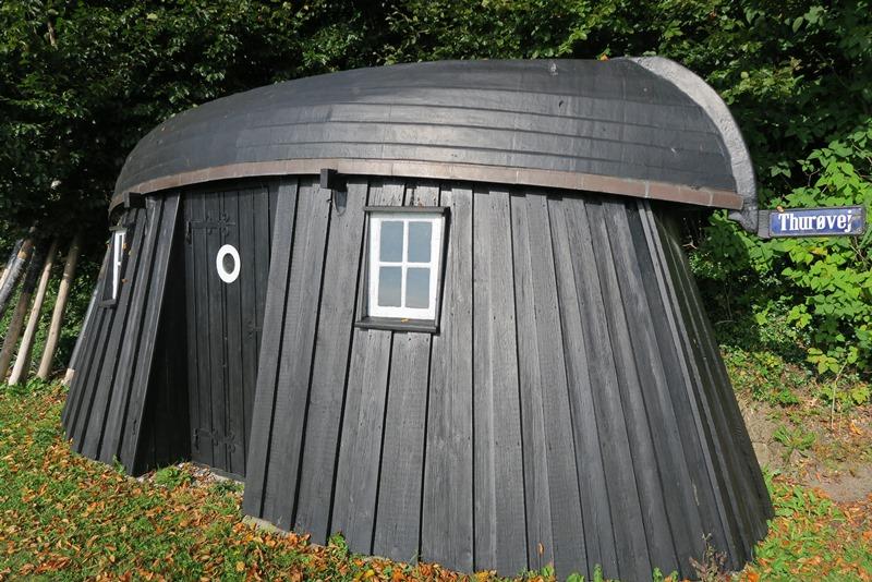 Fint fiskerhus på Thurø