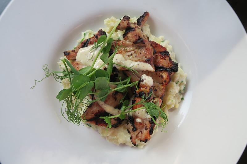 Grillet kylling på Restauranten Helena