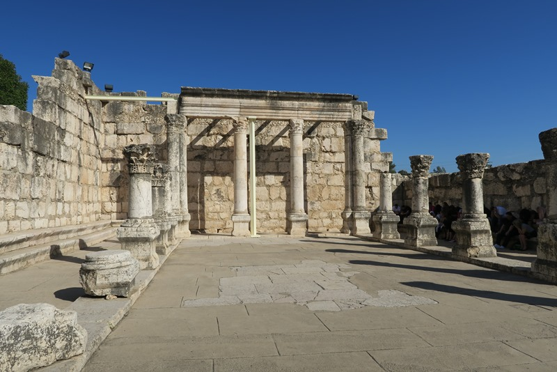 Synagoge ved Carpernaum