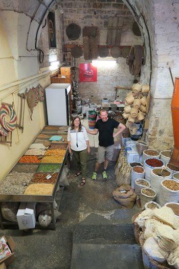 På besøg i Elbabour Galilee Mill