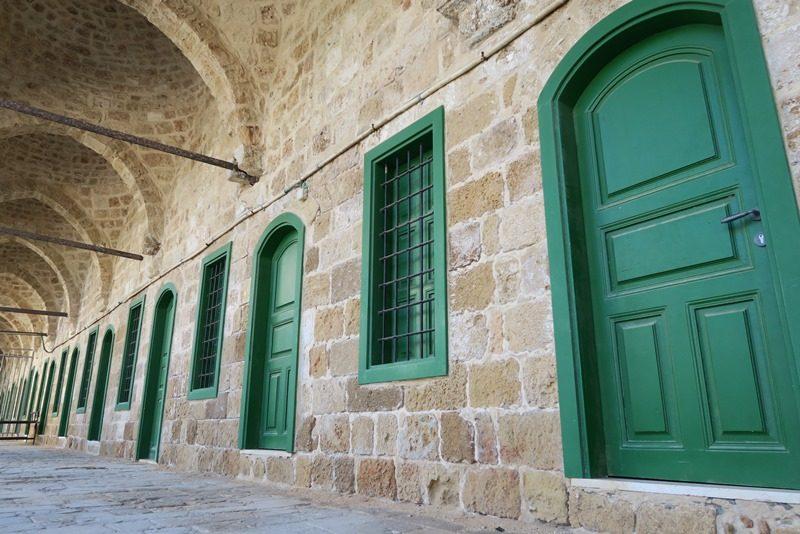 Grønne døre i Israel