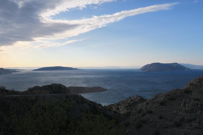 Smuk udsigt over Adriaterhavet