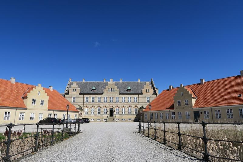 Longholm slot på Lolland