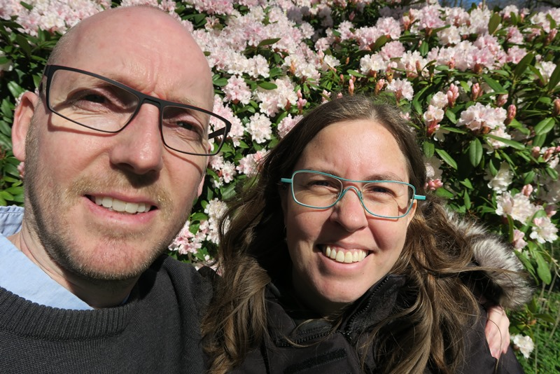 Two Danes On Tour på Lolland