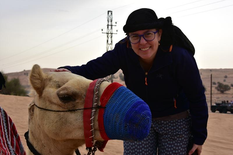 Hej til kamelen