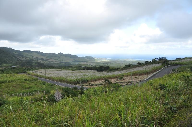 Landskab på Mauritius