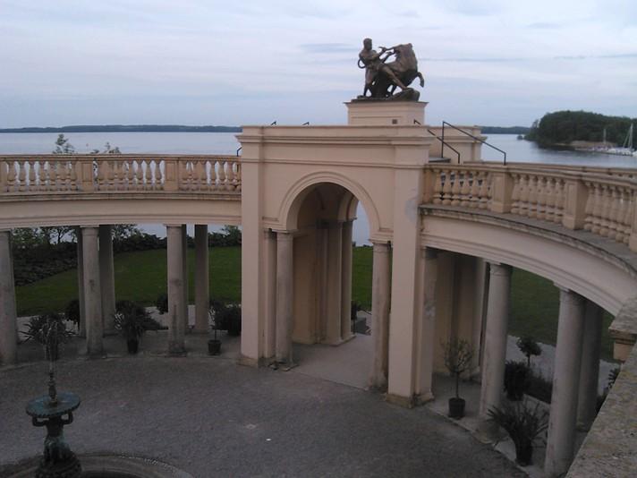 Schwerin slotshave