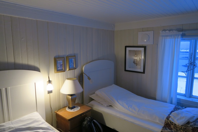 Vores soveværelse i Almahuset