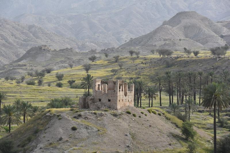 Borgen hvor der engang boede en khan