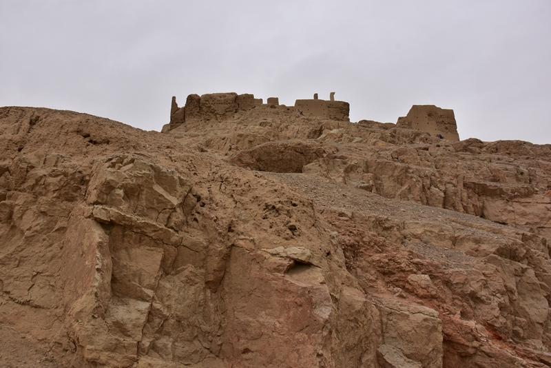 Ildtempel og borg i Isfahan