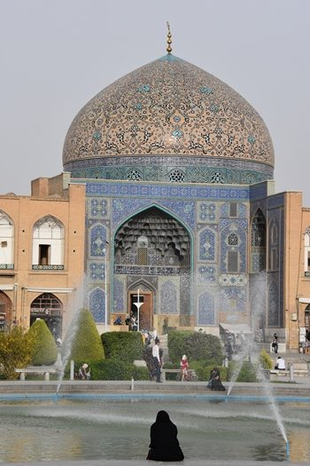 Flotte Imam square Isfahan