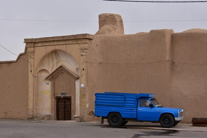 Gadebillede fra Kashan