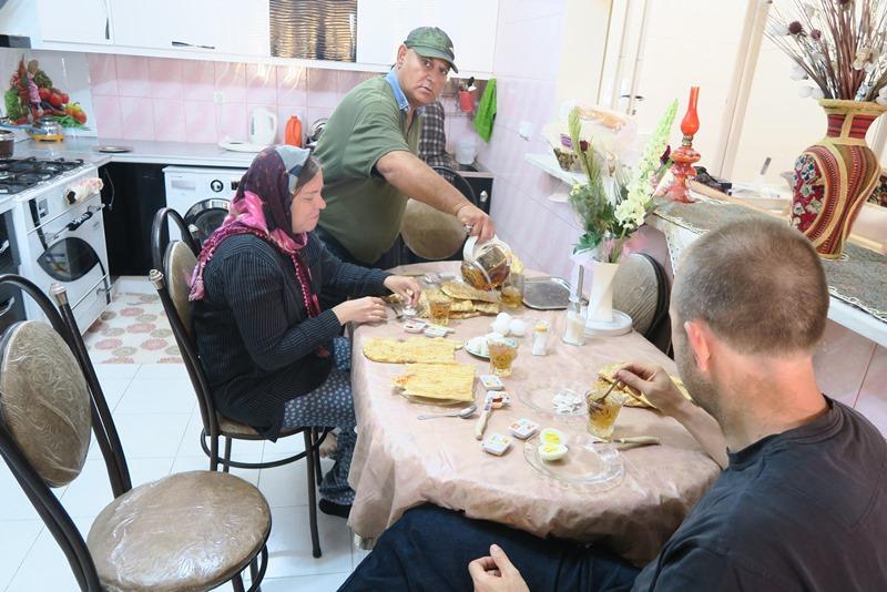 Morgenmad hos Abbas