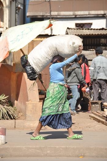 Der er læs på, Madagaskar