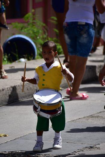 De starter tidligt her! Providencia, Colombia