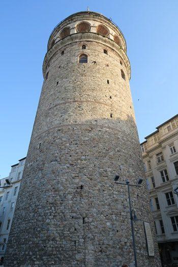 Galata-tårnet i Istanbul