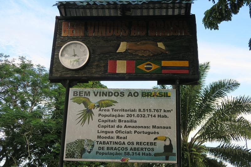 Velkommen til Brasilien