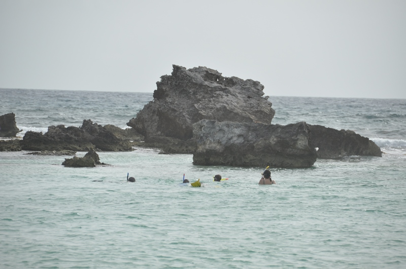 Snorkeltur på Isla Mujeres