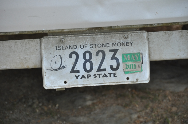 Island of Stone Money