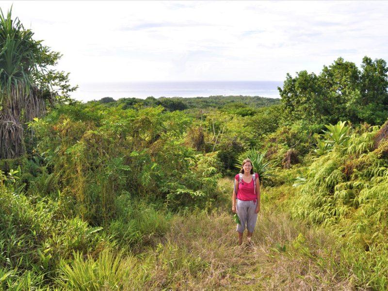 På vej ud for at møde yapeserne