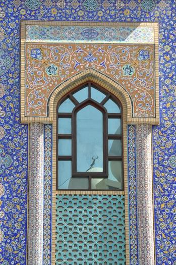 En flot moske, Dubai