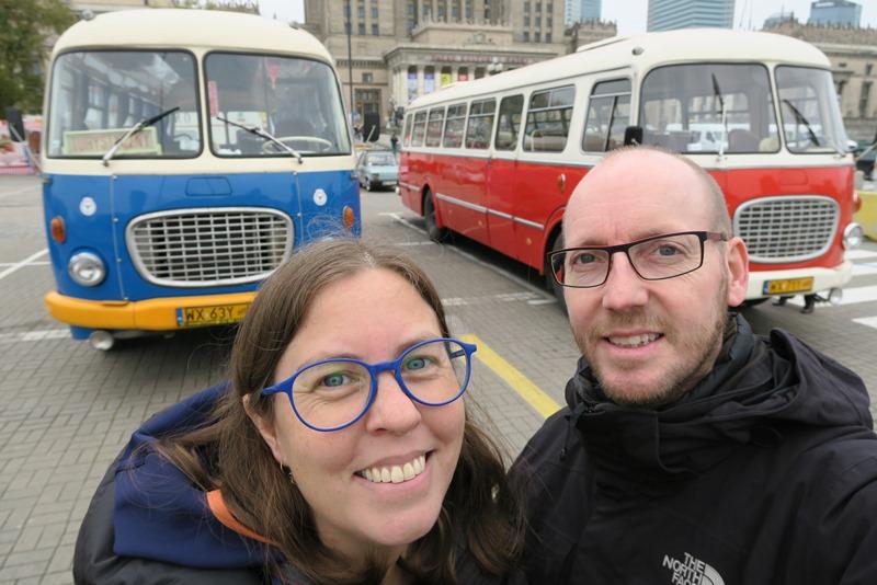 Two Danes On Tour i Warszawa