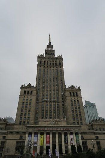 Kulturpaladset, Warszawa