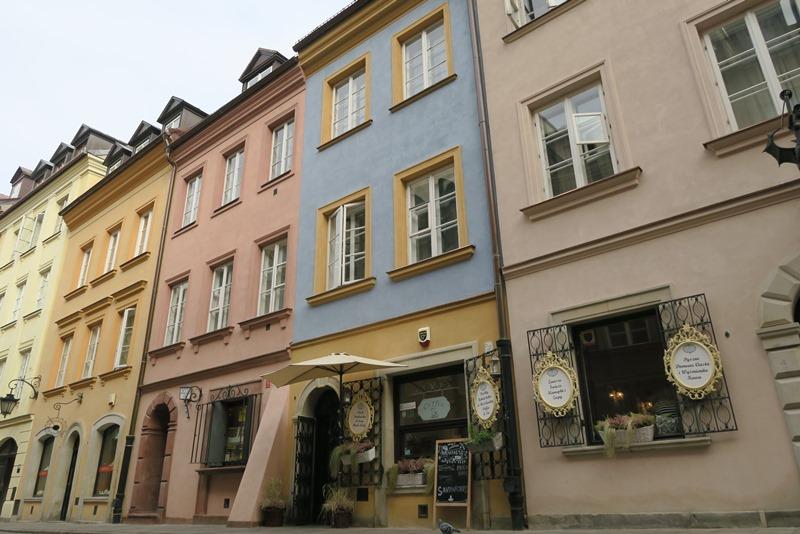 Den gamle bydel, Warszawa