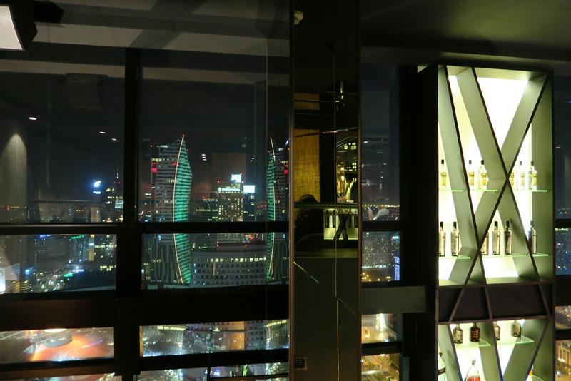 Marriott Sky Bar, Warszawa