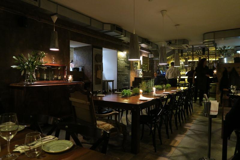 Besøg på Soul Kitchen i Warszawa