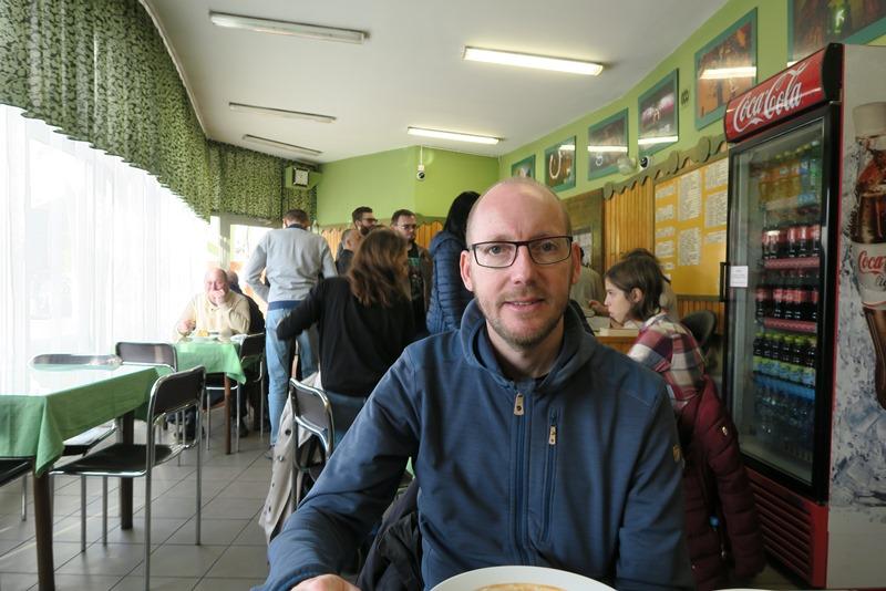 Rasmus på mælkebar i Polen