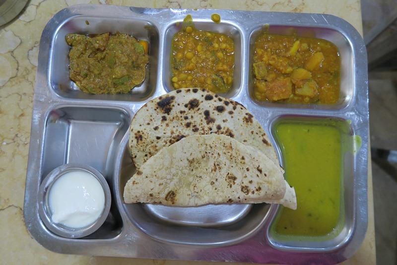 Indisk mad i Abu Dhabi