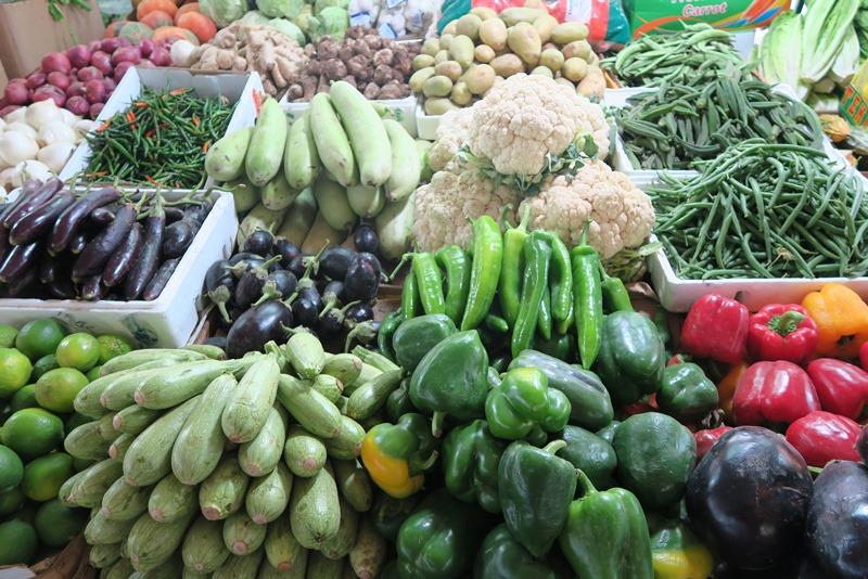 Frugt og grønt, Abu Dhabi
