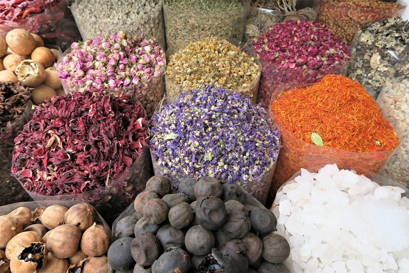 Krydderibazaren, Dubai