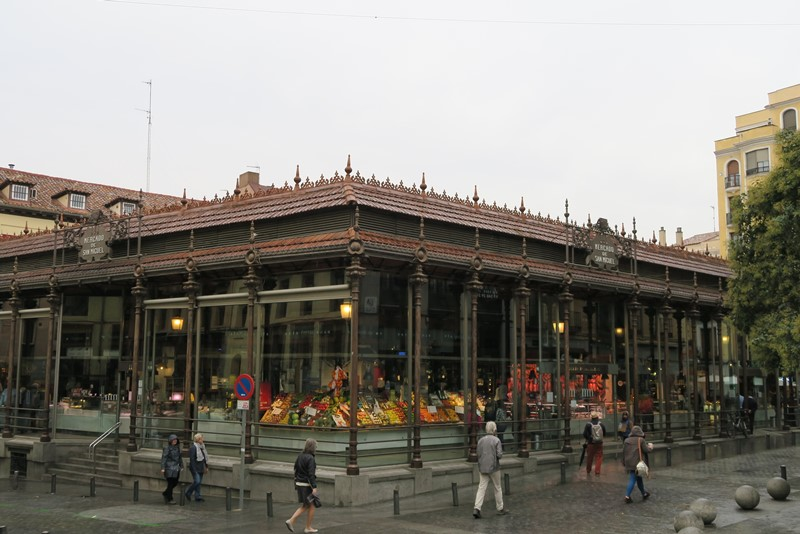 Mercado de Miguel, Madrid
