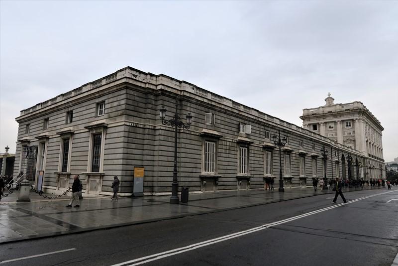 Kongeslottet, Madrid, Spanien
