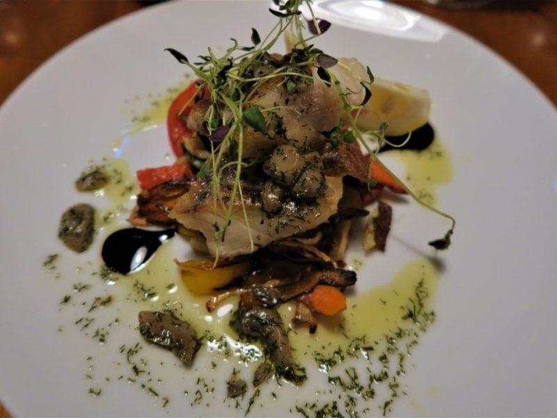 Lækker mad i Andenes