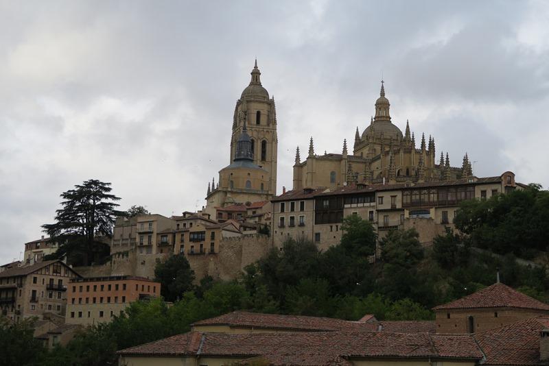 Katedralen i Segovia, Spanien