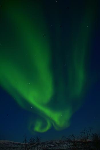 Nordlys er helt fantastisk.