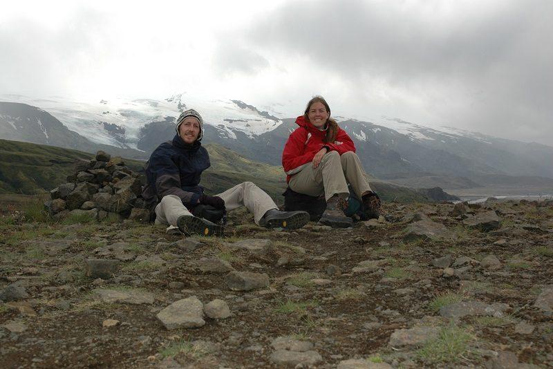 Et lille hvil i Island