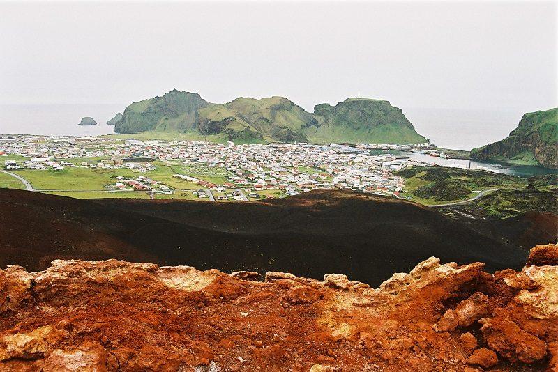Vestmannaøerne, Island